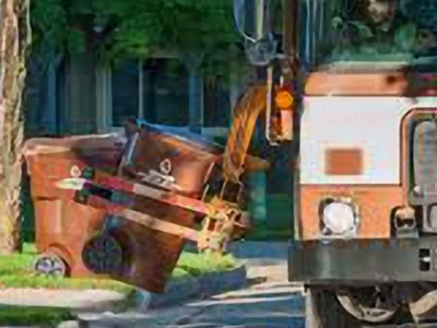 City of Ionia Trash-Garbage-Recycling Pickup