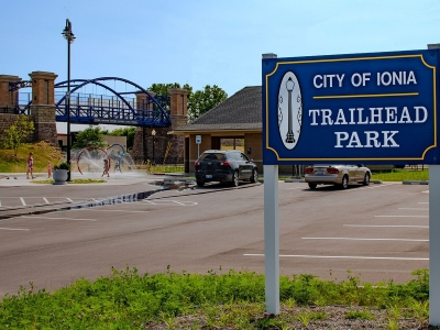 City of Ionia Trailhead Park