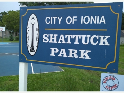 Shattuck Park City of Ionia