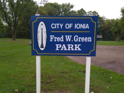 City of Ionia Fred W.Green Park