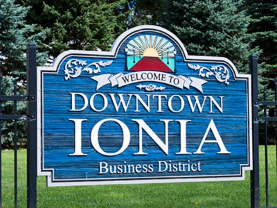Visit Downtown Ionia