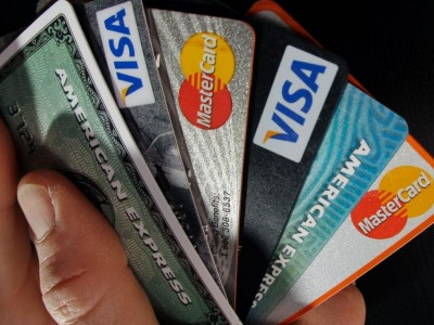 Pay City of Ionia Bills With a Major Credit Card