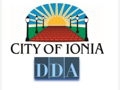 City of Ionia DDA logo